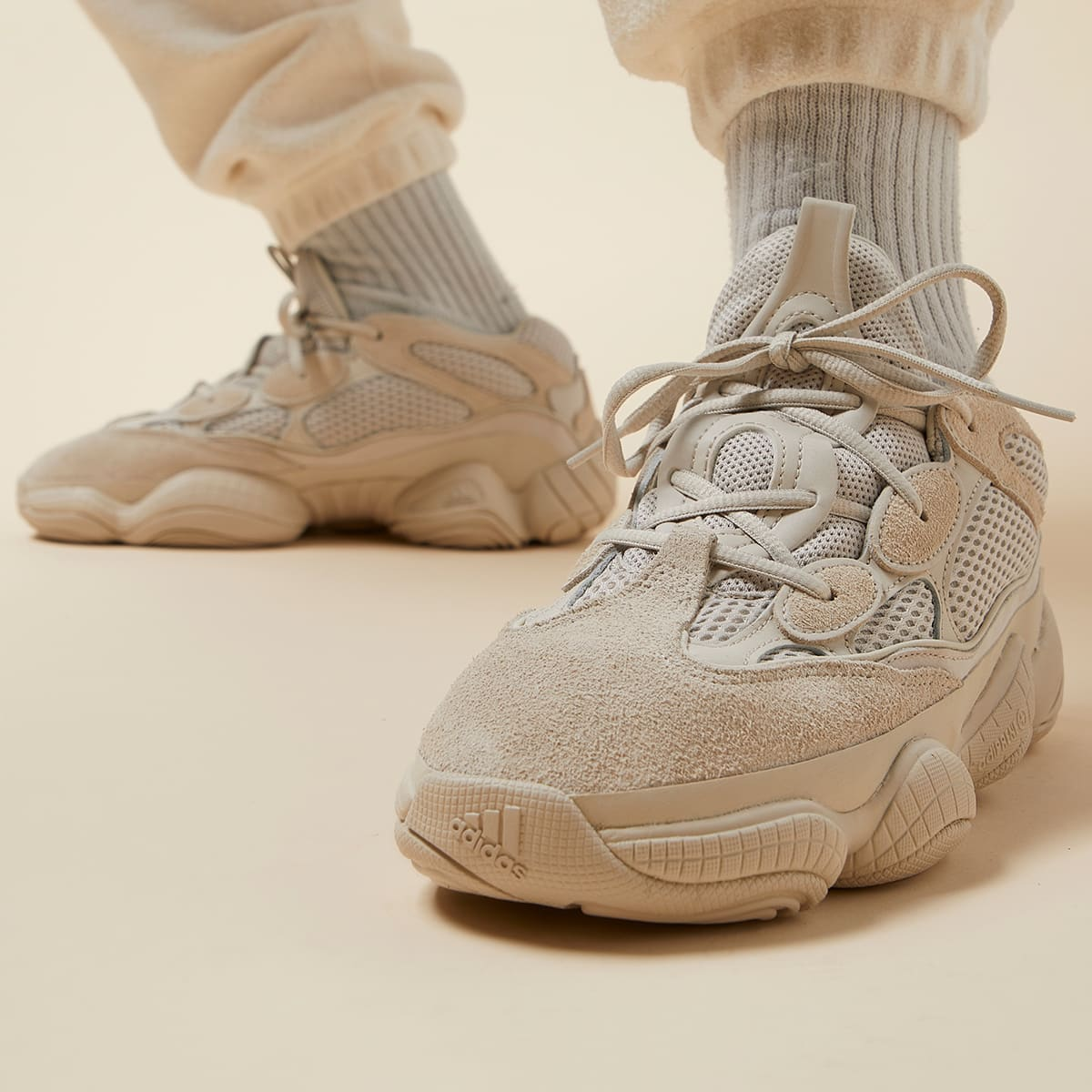 size 40 9c60d 6eddd END. Features | Take a Closer Look at the adidas + KANYE ...