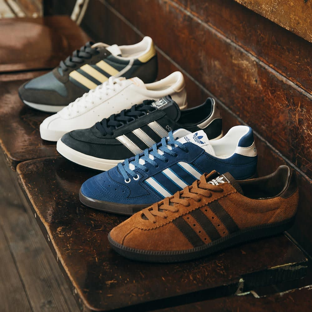 END. Features   Gary Aspden Presents the adidas SPEZIAL SS18
