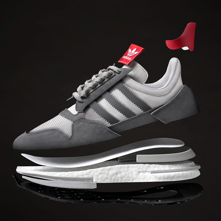 half off aaf61 cba0b END. Features | adidas Originals ZX 500 RM - Register Now on ...