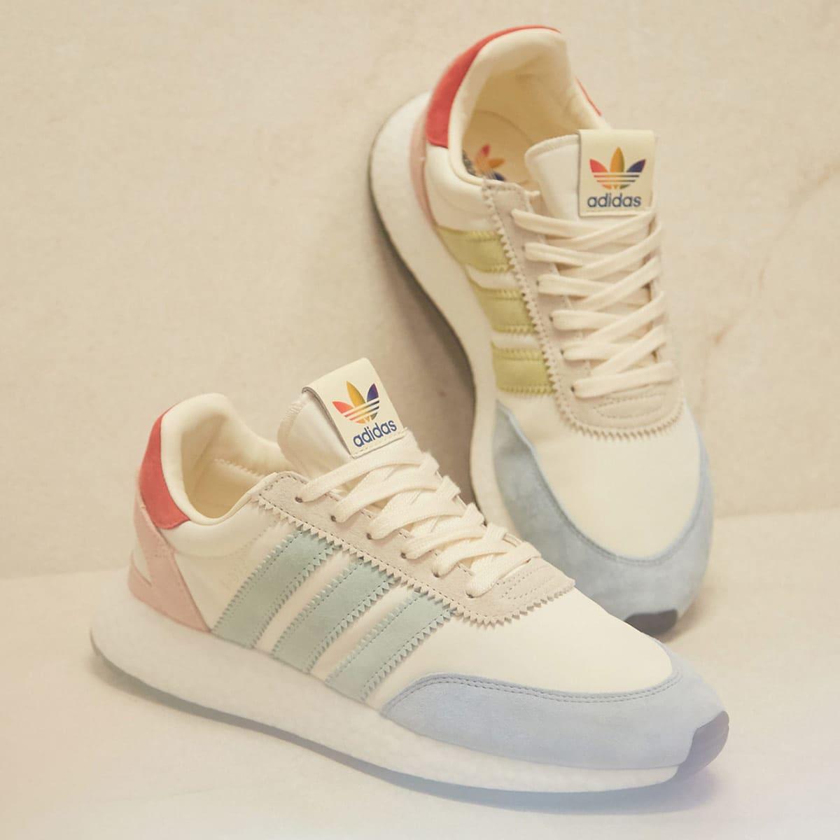 Adidas I 5923 Runner Pride Cream White Black | What We