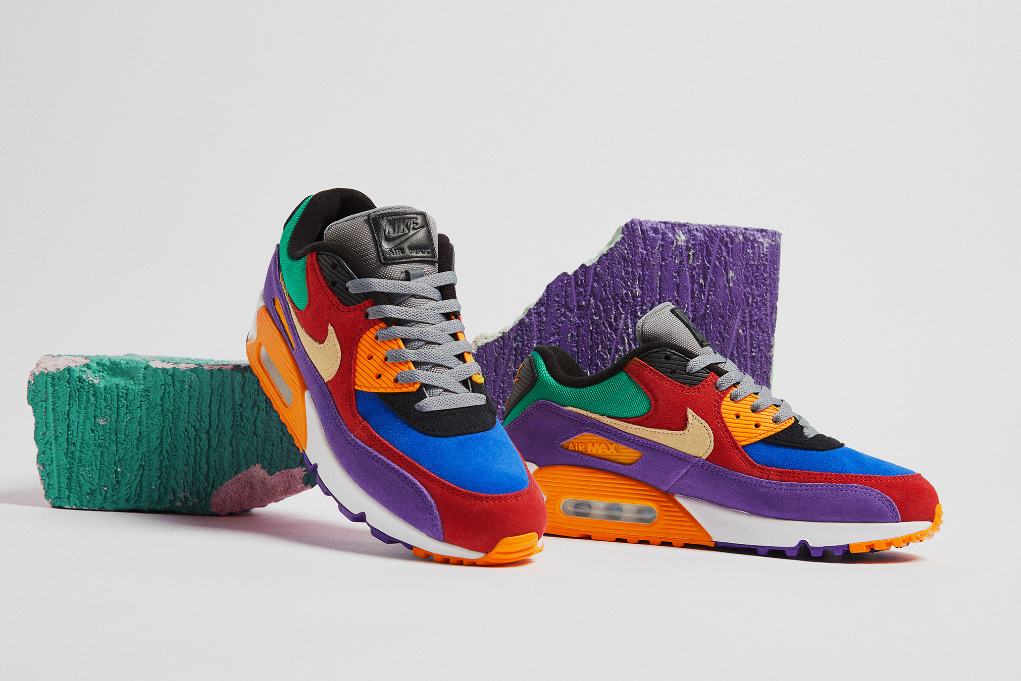 END. Features   Nike Air Max 90 QS Viotech Register Now on