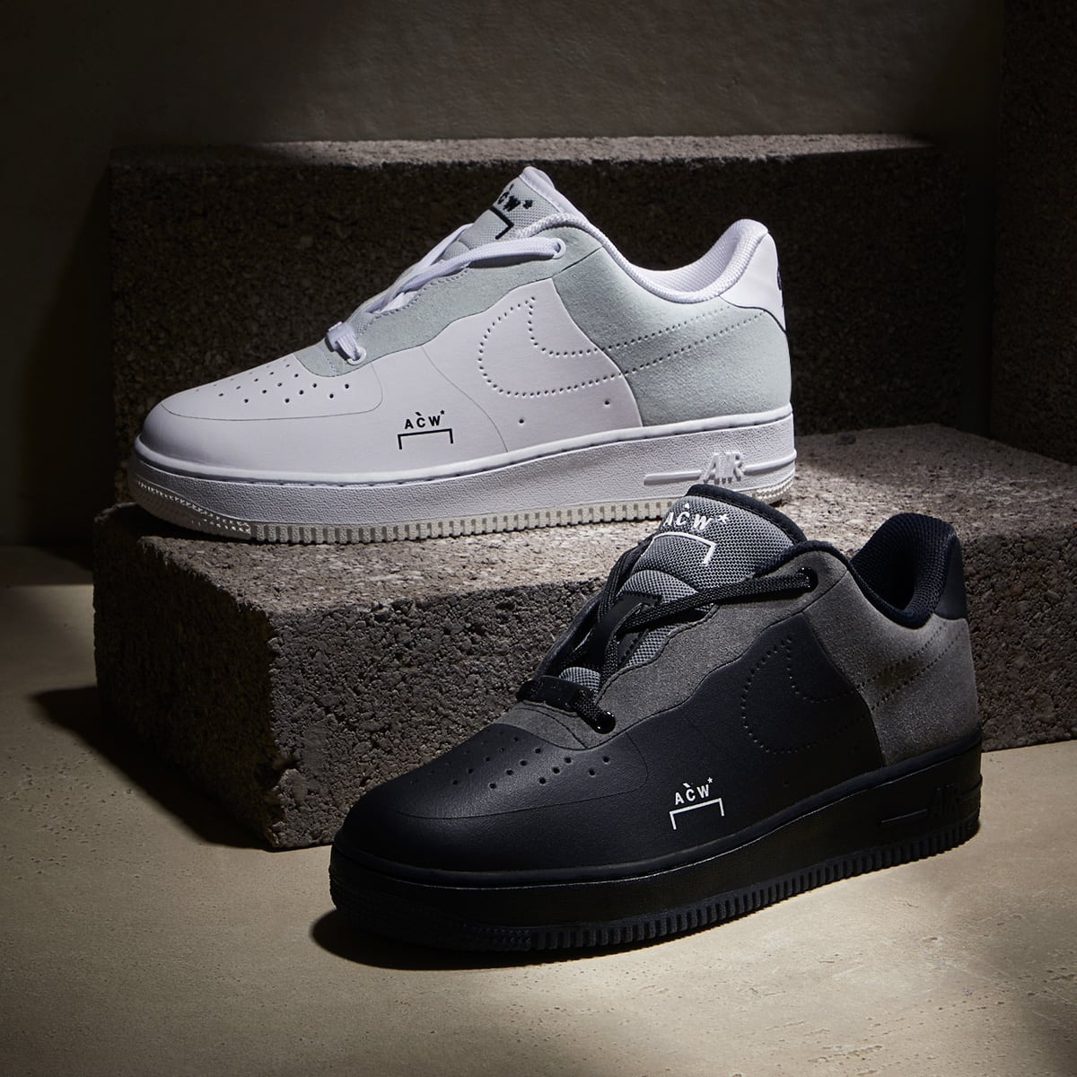 best value c5190 a8b8a END. Features | Nike x A-COLD-WALL* Air Force 1 - Register ...